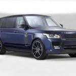 Siêu xe SUV Range rover London Edition giá đắt nhất thế giới