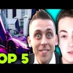 Top siêu xe đắt nhất của các vlog youtube đình đám