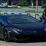 Siêu xe Lamborghini Huracan chịu thua trước Honda CBR 1000RR