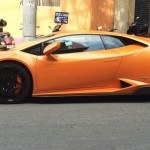 Xôn xao siêu xe Lamborghini Huracan mới giảm giá 50%
