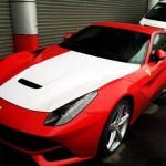 Đại gia Thanh Hóa mua siêu xe Ferrari F12 Berlinetta 15 tỷ đồng