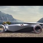 Top 5 siêu xe tương lai hiện đại xuất sắc nhất năm 2016