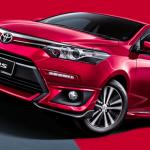 Toyota Vios phiên bản độ body kit TRD Sportivo