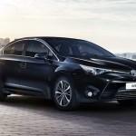 Toyota Avensis phiên bản cho Châu Âu sắp bị khai tử vì doanh số thấp ?
