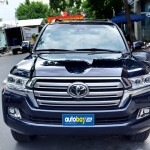 Xe Toyota Land Cruiser V8 5.7L cao cấp nhất giá hơn 6 tỷ đồng