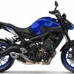 Yamaha MT-9 2017 cải tiến về ngoại hình và chất lượng