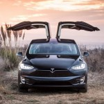 Xe Tesla Model X tăng giá hơn 11.000 USD