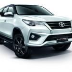 Toyota Fortuner 2016 sắp ra mắt Việt Nam