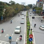 Ý nghĩa các vạch kẻ đường phổ biến ở Việt Nam
