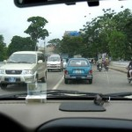 Xe ô tô vượt phải sai quy định bị phạt như thế nào ?