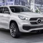 Xe sang Mercedes bán tải đẹp hơn sự mong đợi