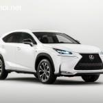 Xe sang Lexus NX bản thể thao sắp bán ở Châu Âu tháng 10/2016