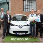 Renault-Nissan liên minh cùng Microsoft phát triển công nghệ xe tự lái