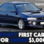 Top 7 xe thể thao cũ tốt nhất giá khoảng 100 triệu đồng