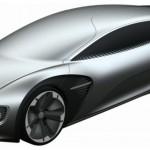 Volkswagen sắp ra mắt siêu xe chạy điện không có kính ?