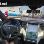 Thêm xe sang Tesla dùng Autopilot đâm vào xe Buýt ?