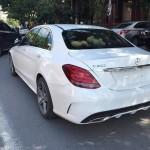 Đại gia Lào Cai tặng vợ xe sang Mercedes C300 AMG ngày 20/10
