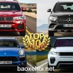 Video Top 9 xe SUV cỡ lớn tốt nhất bạn nên mua năm 2017