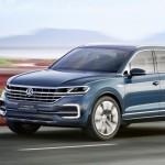 Volkswagen T-Prime Concept GTE sang trọng và tiết kiệm