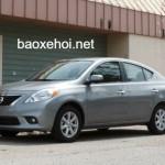 Xe Nissan Versa 2012 bị khiếu nại vì lỗi túi khí tự bung