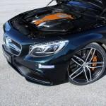 Siêu phẩm Mercedes-AMG S63 Coupe độ 705 mã lực