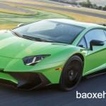 Sắp có siêu xe Lamborghini Aventador S ?