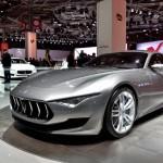 Siêu xe Maserati Alfieri phiên bản chạy điện ?