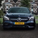 Ngắm chi tiết xe sang Mercedes-AMG CLA 45 2017