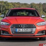 Lộ diện xe sang Audi S5 Sportback 2017