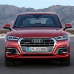 Nửa cuối năm 2017 Audi Q5 mới ra mắt thị trường Đông Nam Á