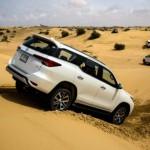 Toyota Fortuner 2017 cho Dubai có động cơ 4.0 lít