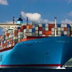 Siêu động cơ dùng cho tàu chở Container công suất 100.000 mã lực
