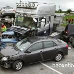 Những vụ tai nạn xe tải kinh hoàng năm 2016