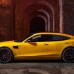 Sắp có siêu xe Mercedes AMG GTS phiên bản 4 cửa ?