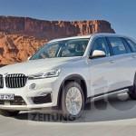 Xe siêu sang BMW X7 cạnh tranh cùng Audi Q7 ?