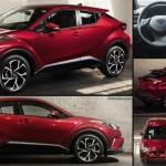 Đánh giá chi tiết xe Toyota C-HR ngoài thực tế