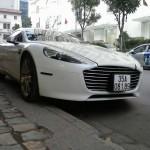 Siêu xe Aston martin Ninh Bình đã ra biển