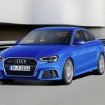 Xe Audi A3 2017 sedan cỡ nhỏ tốt nhất