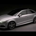 Video xe sang audi A3 2017 mới sang trọng