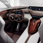 Khoang lái xe công nghệ cao Precision Cockpit của Acura