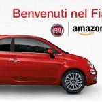 Hãng xe Fiat bán xe mới trực tiếp trên Amazon