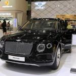 Xe siêu sang Bentley Bentayga 2016 phải triệu hồi