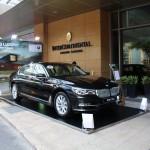 Xe sang BMW đồng hành cùng Hội nghị Thượng đỉnh Việt Nam 2016