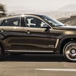 Xe sang BMW X6 khó có đối thủ trong phân khúc xe SUV coupe
