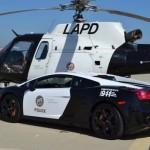 Bộ sưu tập siêu xe của cảnh sát thế giới (phần 2)