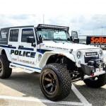 Ngắm dàn siêu xe tuyệt đẹp của cảnh sát thế giới (phần 1)