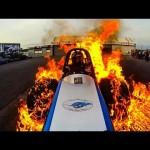 Video lái siêu xe bốc cháy được giải thưởng GoPro