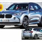 Xe sang BMW X5 tiếp tục thử nghiệm phiên bản thế hệ mới 2018
