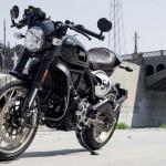 Ngắm xe mô tô Ducati Scrambler phiên bản Cafe Racer mới