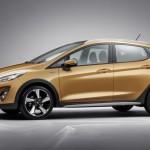2018 Ford Fiesta thêm lựa chọn Crossover